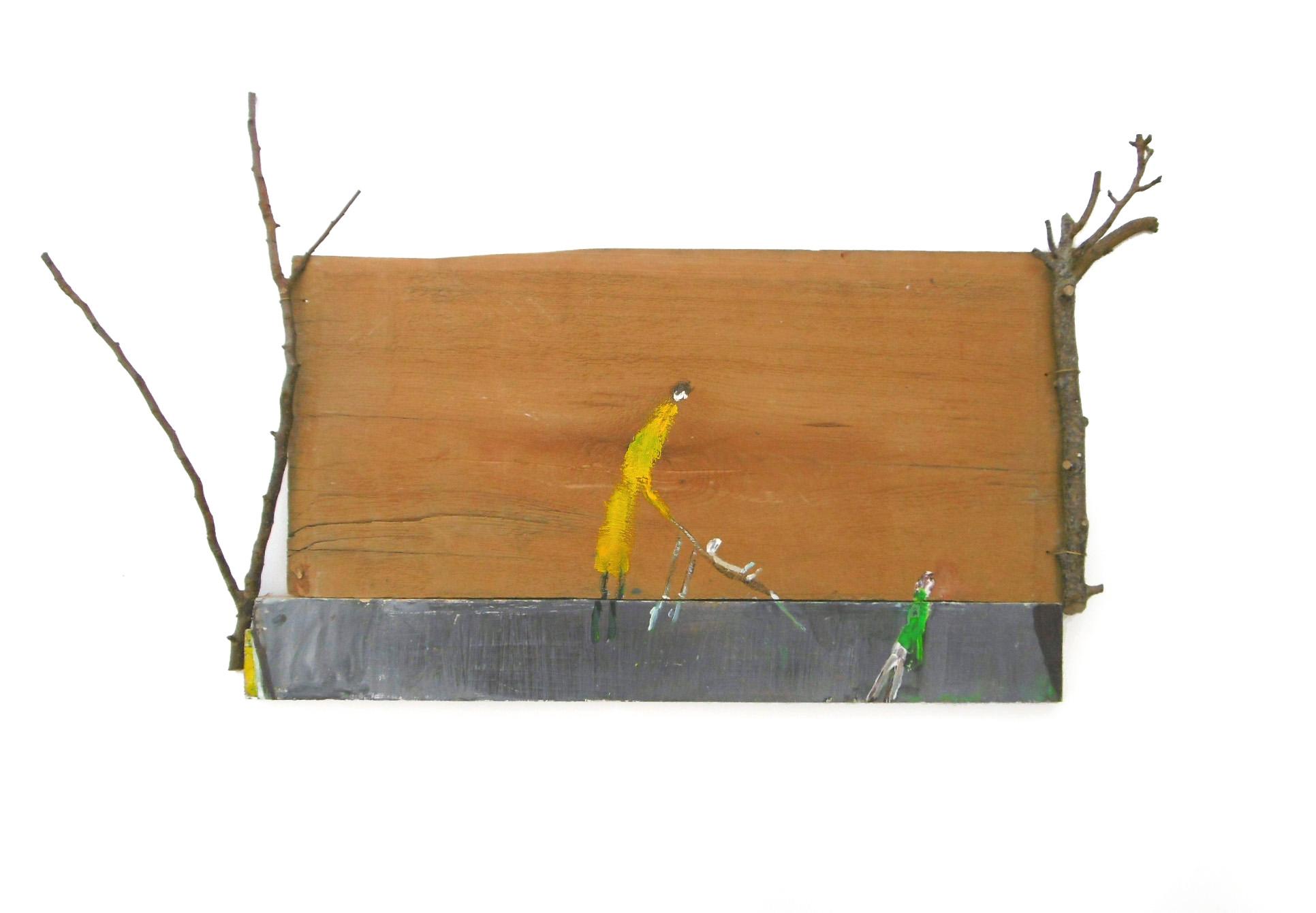 Andrew Litten artist early work