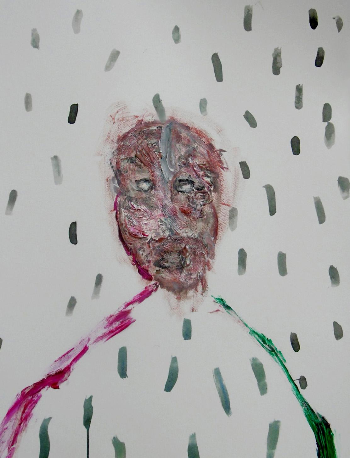 Andrew litten artist on paper