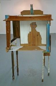 Andrew Litten sculpture